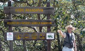 Sierra de Manantlan Biosphere Reserve